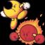 Defeat Mr. Shine and Mr. Bright