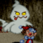 Casper The Klown Eating Ghost
