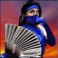 Kitana ,  Finish Him!
