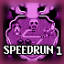 Pumpkin Zone Speed Run 1