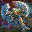 Lightning axe