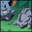 Beauty and the Rhyhorn