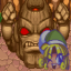 Angry Volcano Goddess