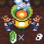 Bomb throwing Master