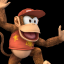 Diddy Kong Defeats K. Rool