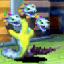 Defeat Aqua Hydra
