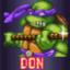 Saves Splinter as Don