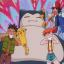 Sleeping Pokemon