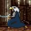 The Eagle man