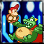 Diddy Defeats K. Rool