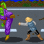 Piccolo vs Android 18 in Earth