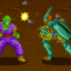 Piccolo vs Cell in Earth