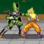 Goku vs Perfect Cell