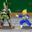 Vegeta vs Perfect Cell