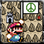 Super Pacifist Mario VI (Chocolate Island) (moved to bonus)