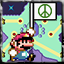 Super Pacifist Mario VIII (Star World) (moved to bonus)