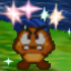 Goombario Powered Up