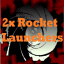 2x Rocket Launchers