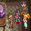 Marle and her Father (II)