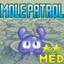 On The Medium Mole Patrol