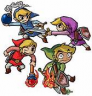 Legend of Zelda: A Link to the Past / Four Swords, The