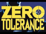 Zero Tolerance (PD)