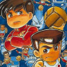 Nekketsu Koukou Dodge Ball-Bu: Kyouteki! Dodge Soldier no Maki