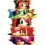 Knuckles'' Chaotix