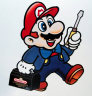 SNES Burn-in Test Cartridge